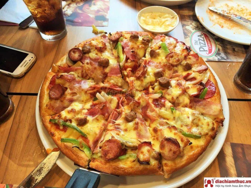 The pizza company Thủ Đức