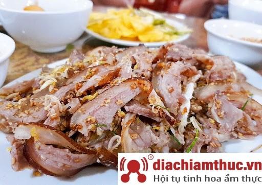 Thịt dê núi - Đức Dê