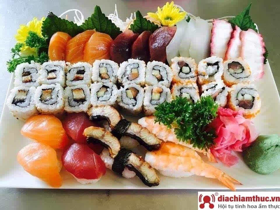 Tsukimi sushi Thủ Đức