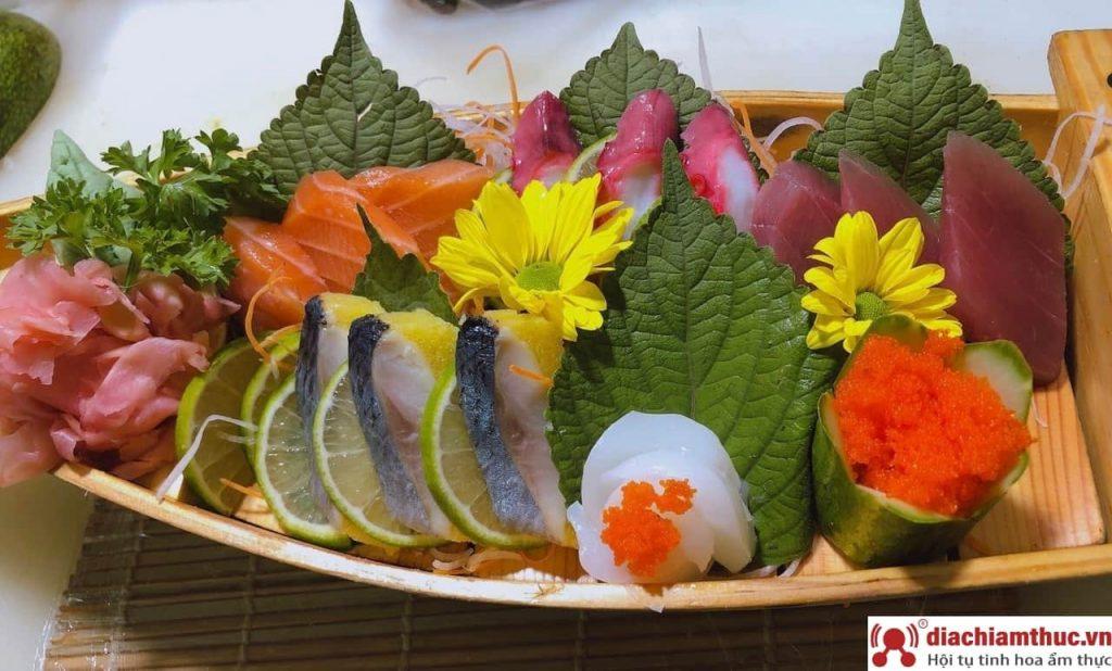 Tsukimi sushi - Thủ Đức