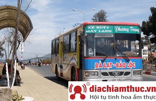 Xe buýt Bảo Lộc