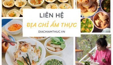 Liên hệ Diachiamthuc.vn