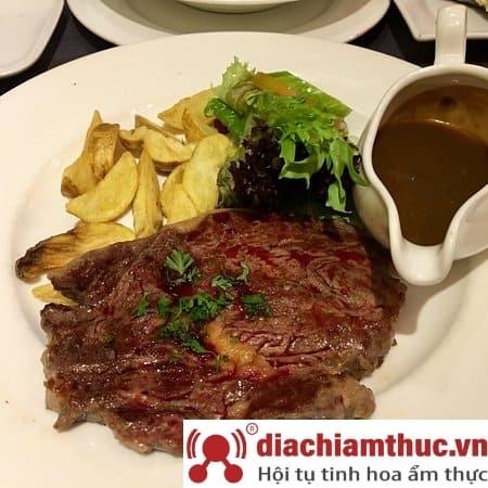 48 Bistro - Beefsteak - SG