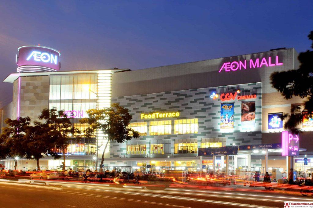 Aeon mall TP. HCM