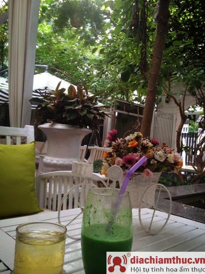 Angel Coffee Garden - Q.TB
