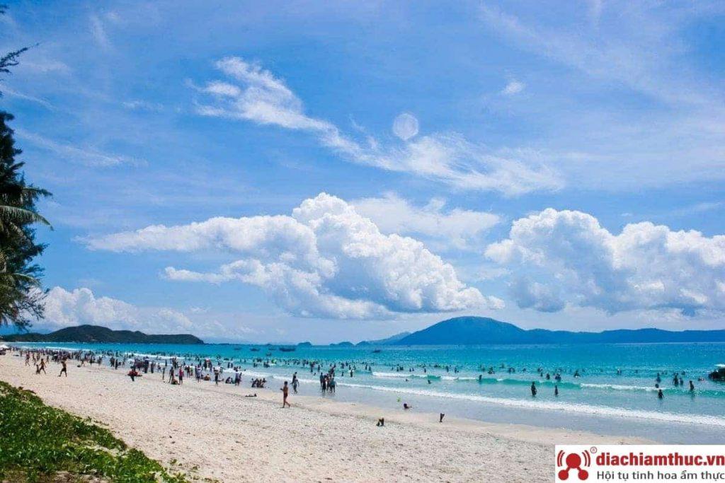 Bãi tắm biển đẹp Đà Nẵng