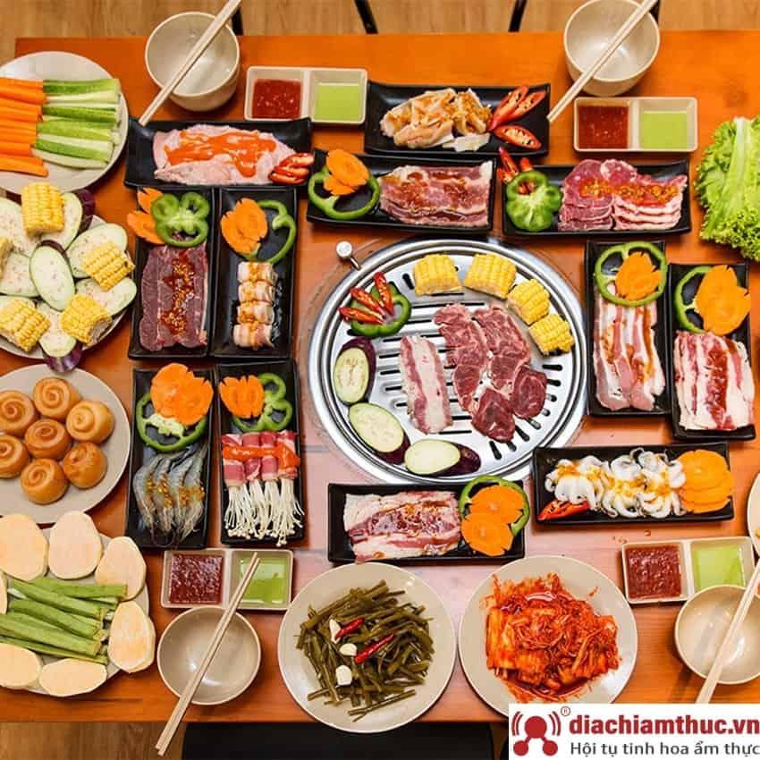 Bangkok BBQ Buffet - Quán ăn HQ
