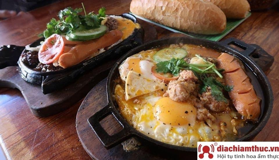 Bánh Mì Chảo Xuân Lạc