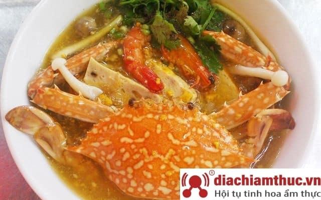 Bánh canh ghẹ Nha Trang - Quận 12