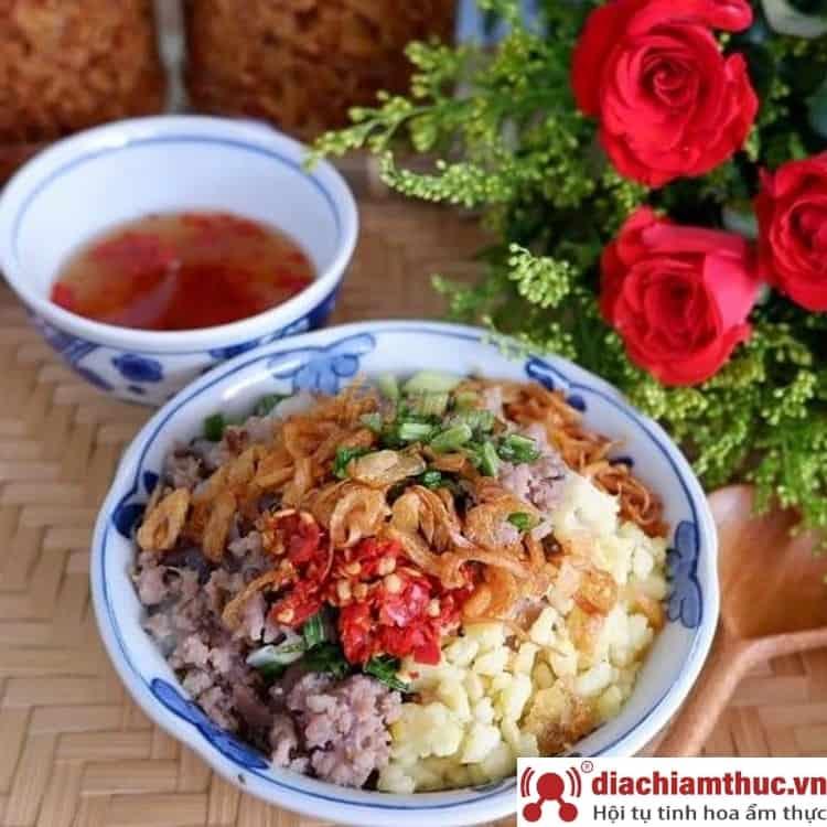 Bánh đúc hẻm 100 Phú Nhuận