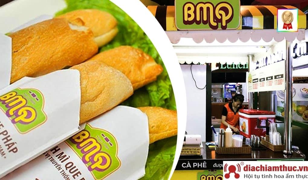 Bánh mì que cay Pháp BMQ Q4