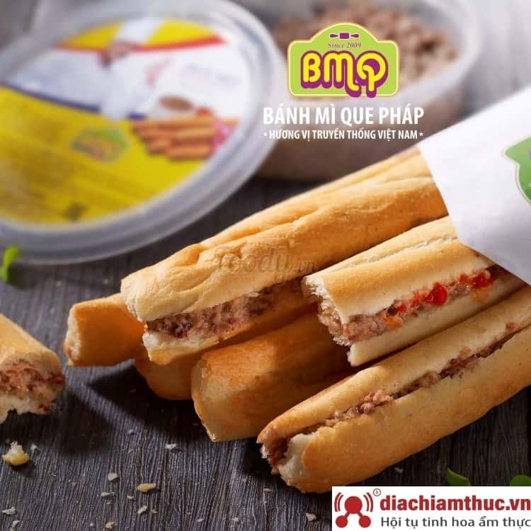 Bánh mì que hiệu Pháp - BMQ