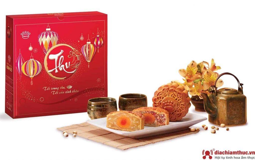 Bánh trung thu thương hiệu Kinh Đô