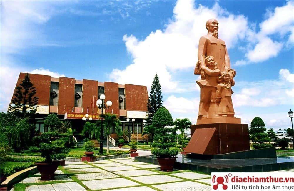 Bảo tàng Hồ Chí Minh Mũi né