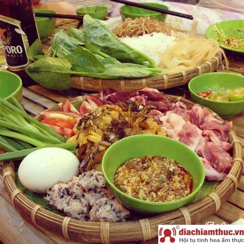 Bò nầm nướng nhắng Sài Gòn
