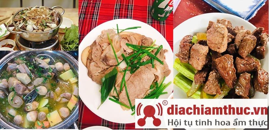 Bò tơ Phi Long