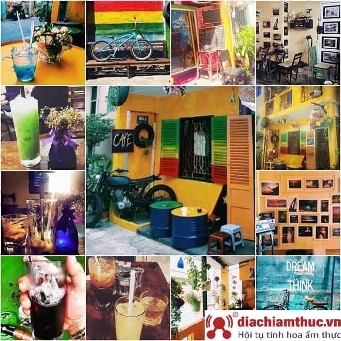 Bohemiens cafe tại Vũng Tàu
