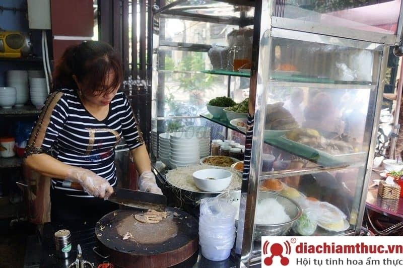 Bún ngan cô Sang - Tân Bình