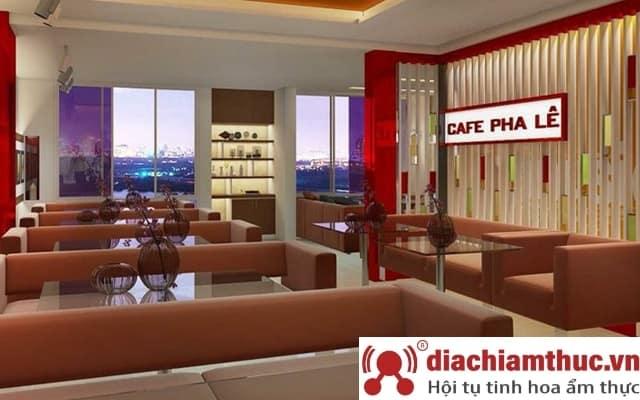 Cafe Pha Lê Vũng tàu