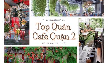 Cafe Quận 2