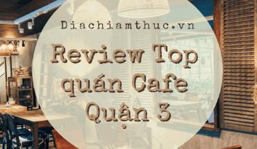 Cafe Quận 3