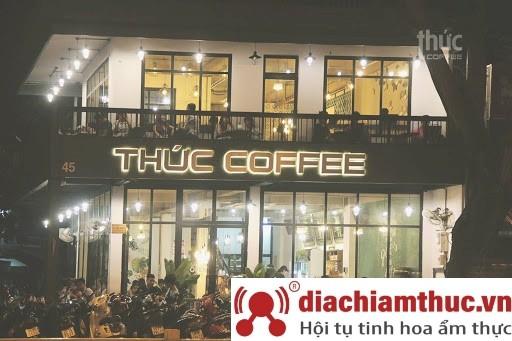 Chi nhánh Thức cafe