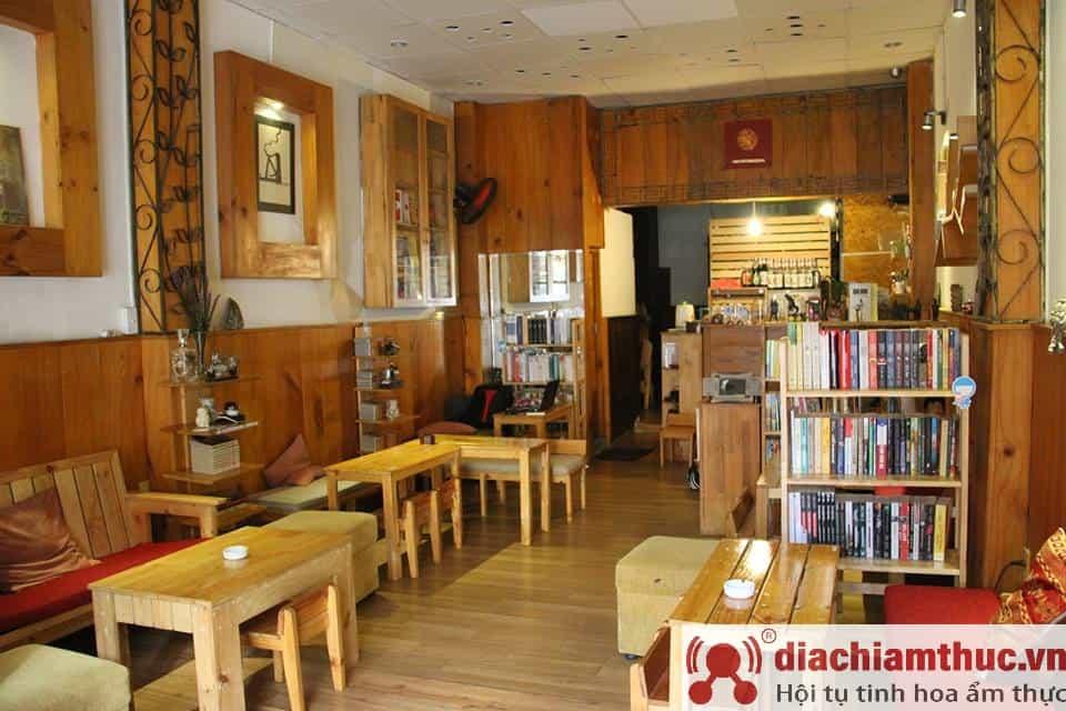 Chiêu Cafe Sách