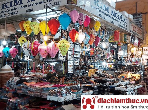 Chợ Bến Thành - Tham quan chợ