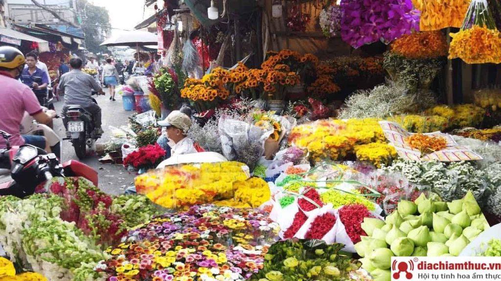 Chợ Hồ Thị Kỷ