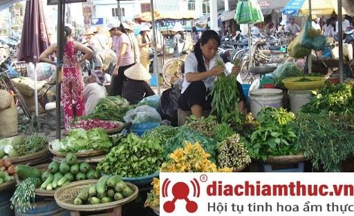 Chợ Hoa Cau