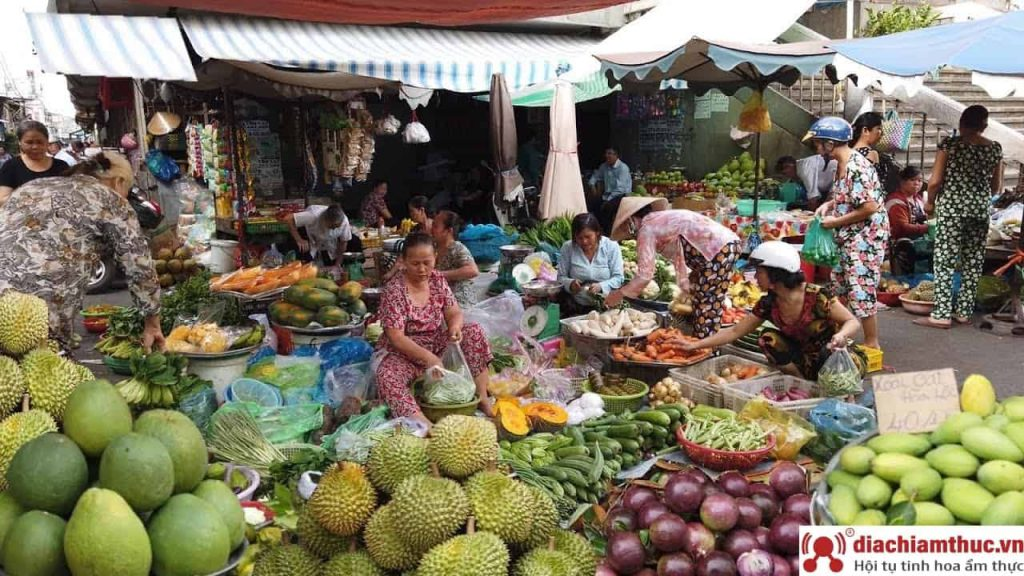 Chợ Mới Quận Phú Nhuận