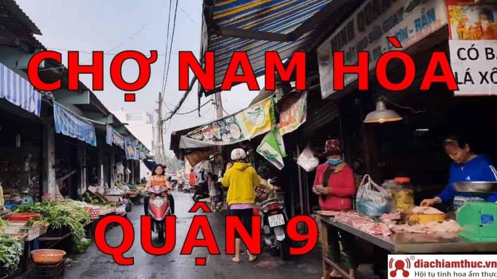 Chợ Nam Hòa