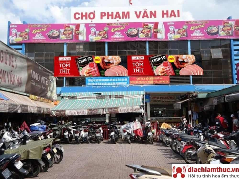 Chợ Phạm Văn Hai