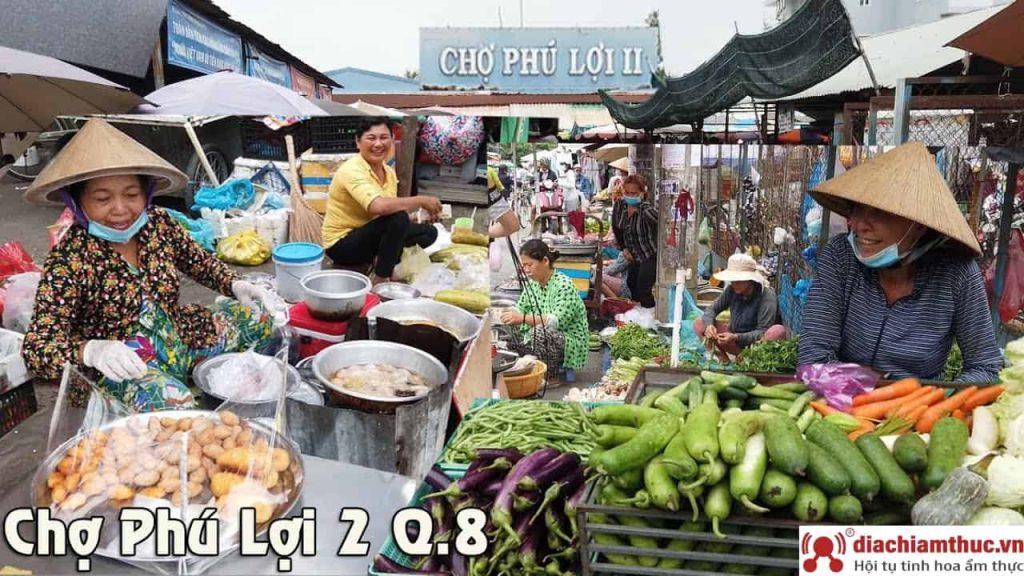 Chợ Phú Lợi