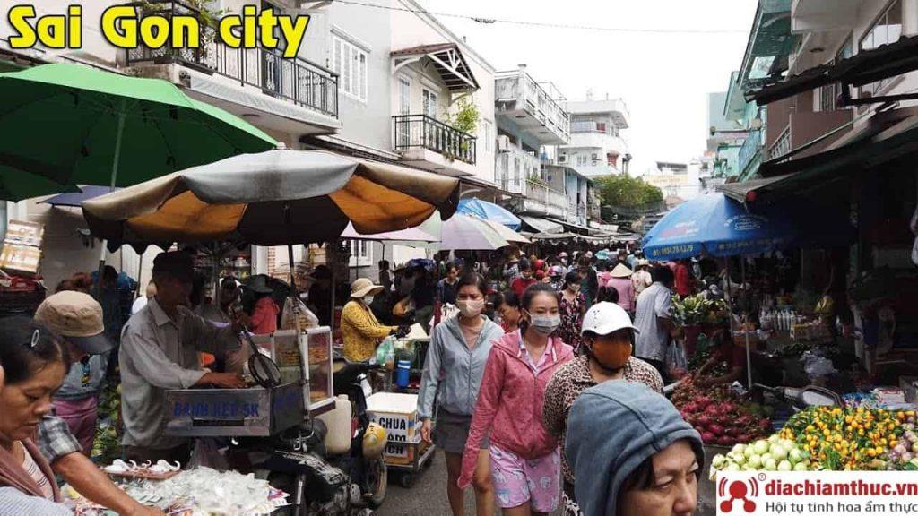 Chợ Phú Thọ