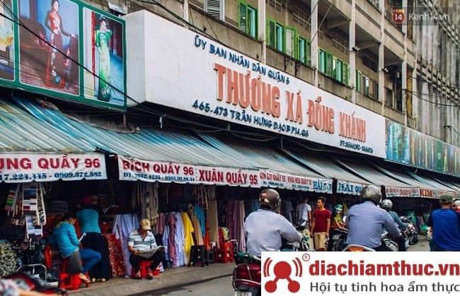 Chợ Soái Kình Lâm