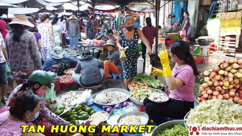 Chợ Tân Hương Tân Phú