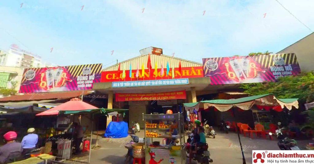 Chợ Tân Sơn Nhất