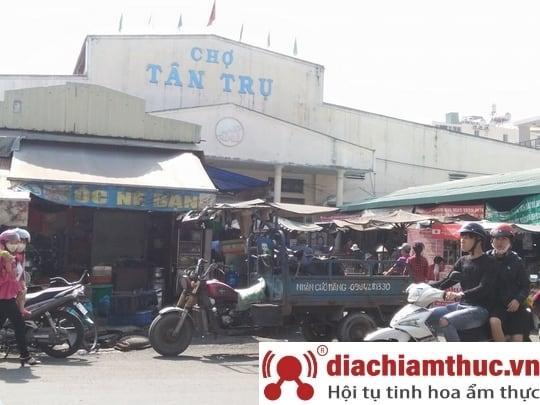 Chợ Tân Trụ Quận tân Bình