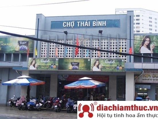 Chợ Thái Bình
