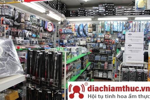 Chợ điện tử Nhật Tảo