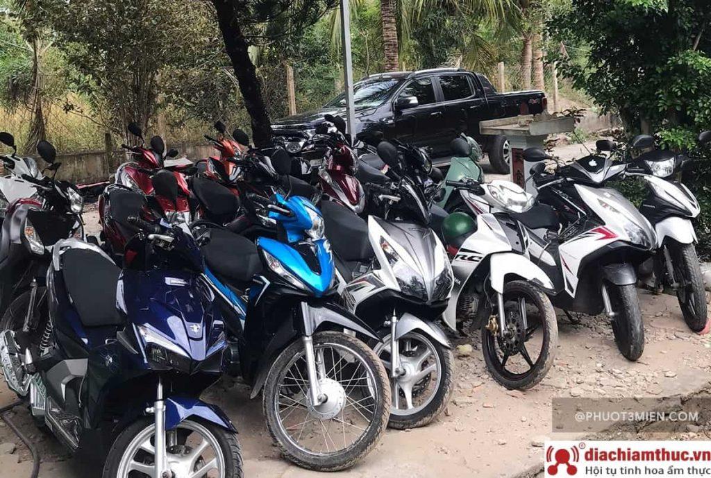 Cho thuê xe máy sân bay Phú Quốc – Anh Tính
