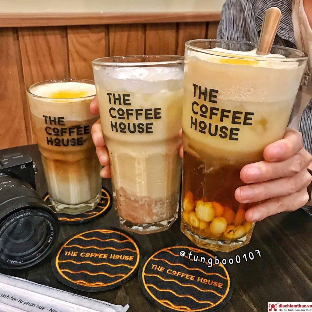 Chuỗi quán The Coffee House tại Sài Gòn