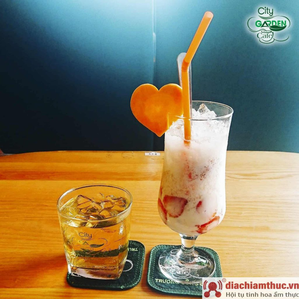 City Garden Cafe - Tân Bình