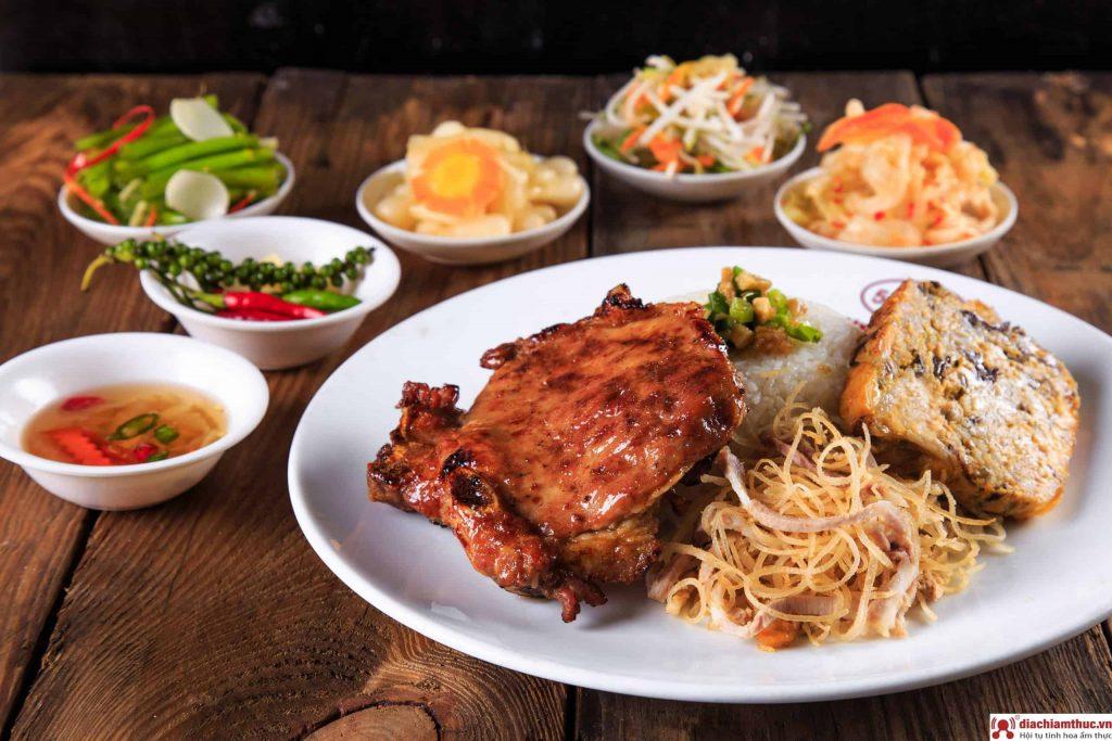 Cơm tấm Thuận Kiều - Bình Thạnh