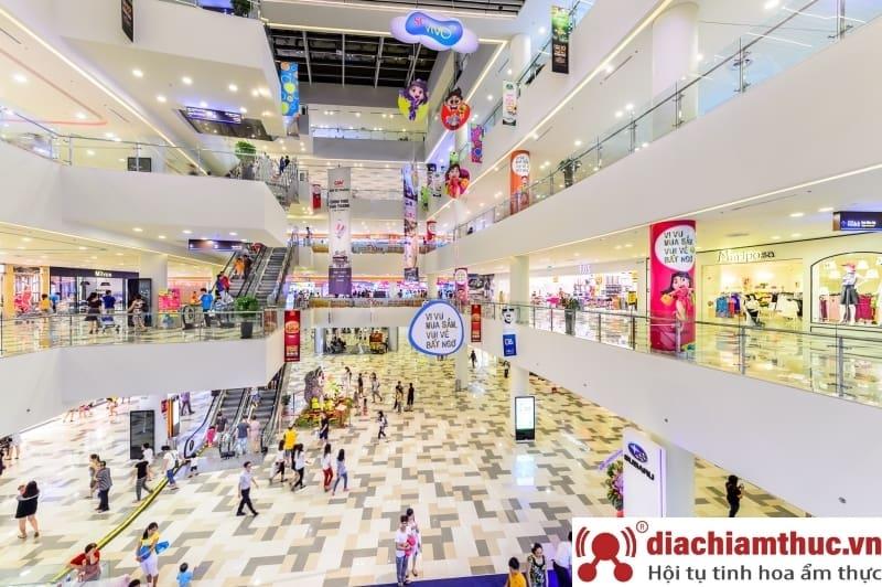 Danh sách các trung tâm thương mại tại TP. HCM