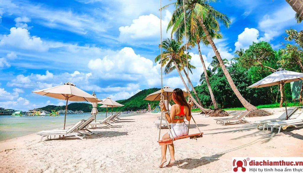 Đảo Hòn Thơm – Bãi Trào