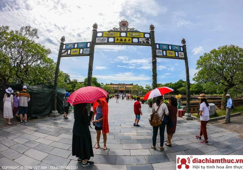 Đặt tour ghép Huế