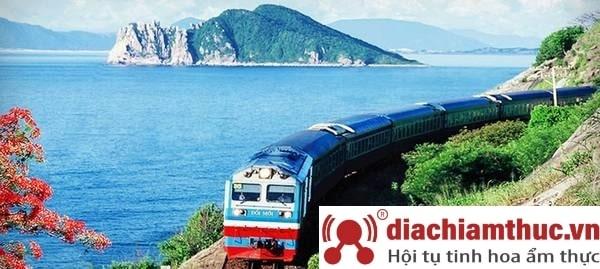 Đi Mũi Né bằng tàu hỏa