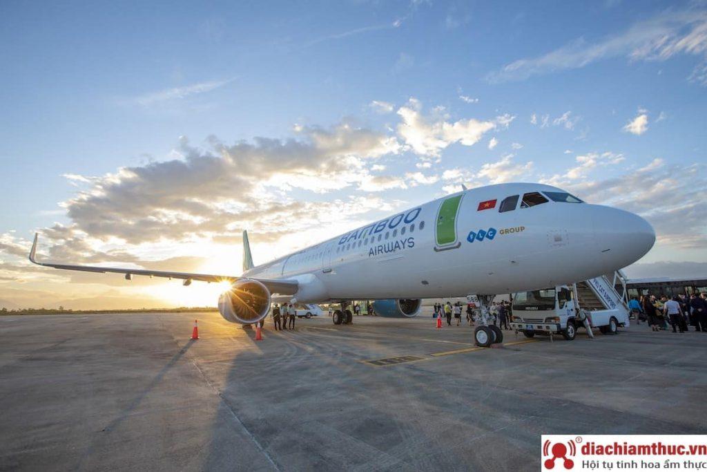 Di chuyển đến Huế bằng đường hàng không